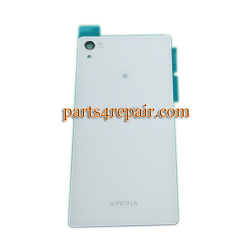 Back Cover OEM for Sony Xperia Z2 -White