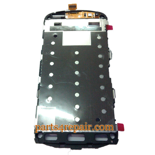 We can offer LCD Plate for Nokia 808 Pureview (Used)