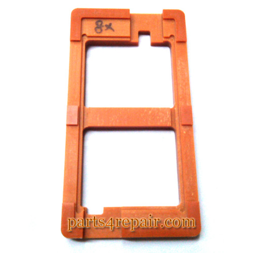 UV Glue (LOCA) Alignment Mould for HTC 8X LCD Glass