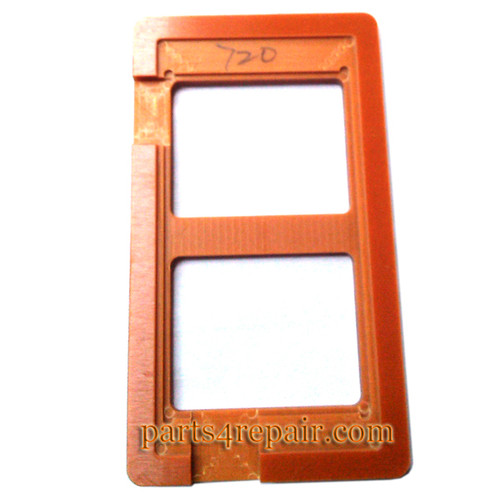 UV Glue (LOCA) Alignment Mould for Nokia Lumia 720 from www.parts4repair.com