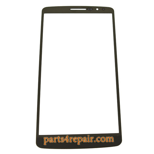 We can offer Front Glass for LG G3 -White