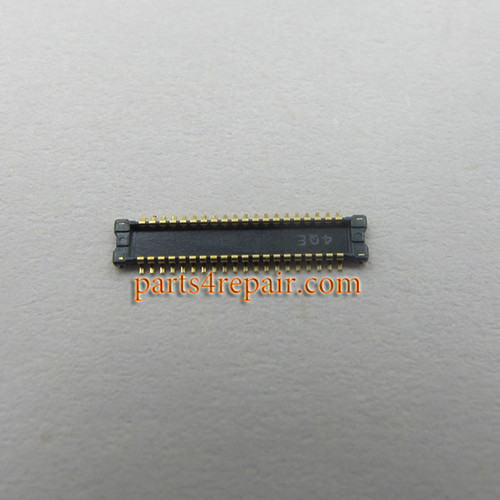 40pin LCD Screen FPC Connector for Samsung Galaxy Note 3