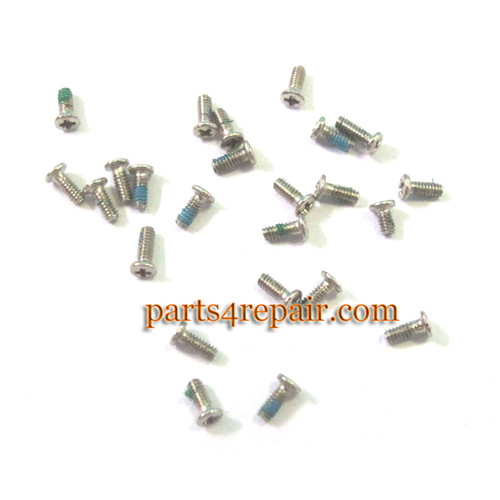 10pcs Screws for Samsung N7100 I9500