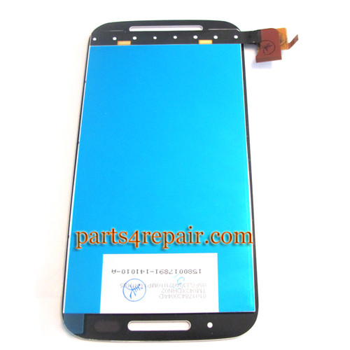 We can offer Complete Screen Assembly for Motorola Moto E XT1021 -White