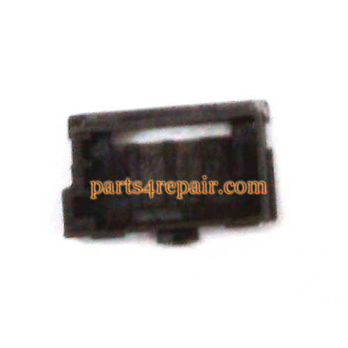 Earpiece Speaker Cover OEM for LG Nexus 4 E960 from www.parts4repair.com