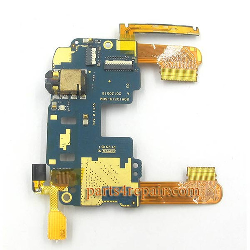 We can offer Motherboard Flex Cable for HTC One mini
