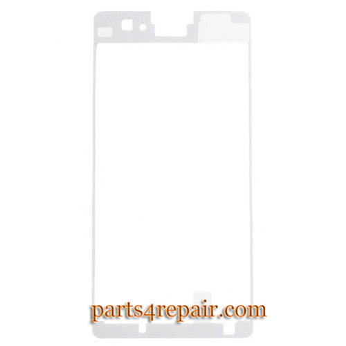 Front Housing Adhesive Sticker for Sony Xperia Z1 Compact mini from www.parts4repair.com