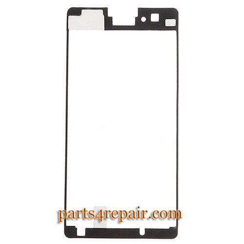 We can offer Front Housing Adhesive Sticker for Sony Xperia Z1 Compact mini