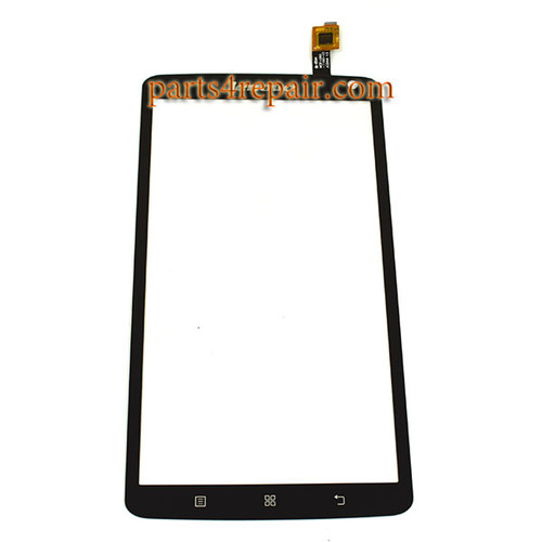 Touch Screen Digitizer for Lenovo S930 -Black from www.parts4repair.com