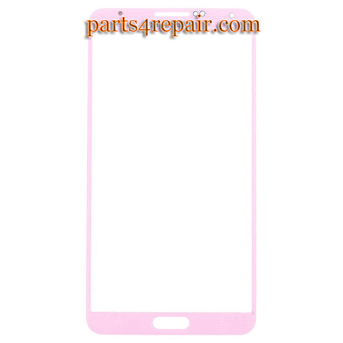 Front Glass for Samsung Galaxy Note 3 -Pink from www.parts4repair.com