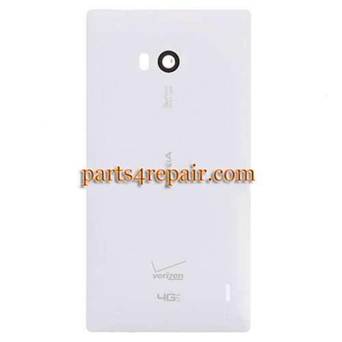 Back Cover for Nokia Lumia Icon 929 -White