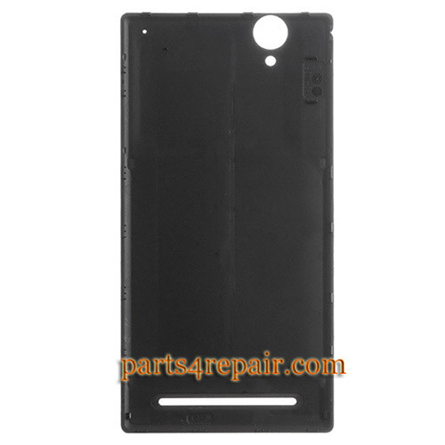 We can offer Back Cover for Sony Xperia T2 Ultra XM50H -Black