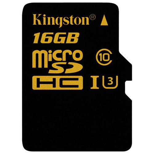 Kingston 16GB Micro SD 90MB/S Class 10 UHS-I Flash Memory Card TF