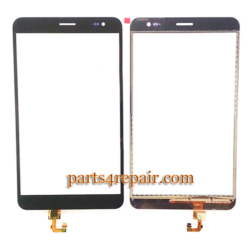 "7"" Touch Screen Digitizer for Huawei MediaPad X1 -Black from www.parts4repair.com"