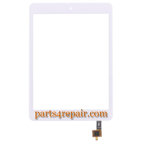 "7.9"" Touch Screen Digitizer for Acer Iconia A1-830 -White from www.parts4repair.com"