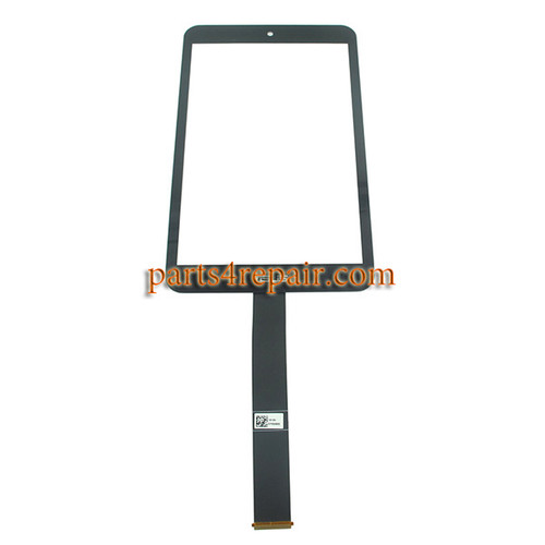 Touch Screen Digitizer for Asus Memo Pad 8 ME181C -Black from www.parts4repair.com