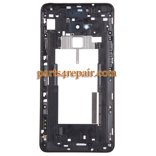 We can offer Middle Cover for HTC One Max -Black