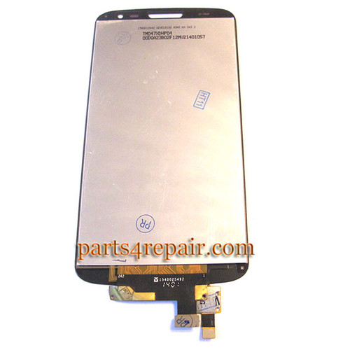 We can offer Complete Screen Assembly for LG G2 mni D620 -Black