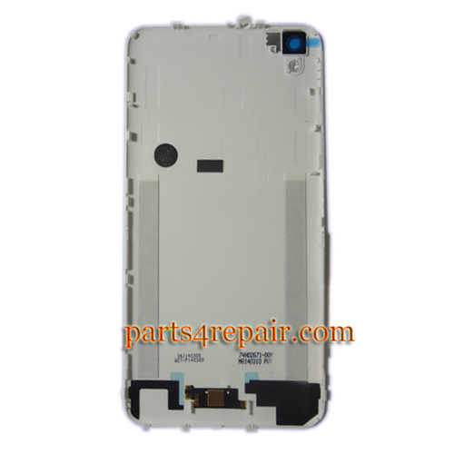 We can offer Back Cover for HTC Desire 816 -White