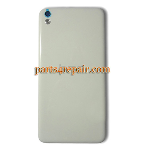Back Cover for HTC Desire 816 -White