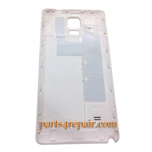 We can offer Back Cover for Samsung Galaxy Note 4 -White