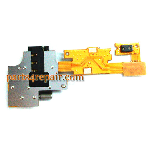 We can offer Earphone Jack Flex Cable for Nokia X