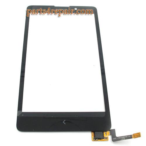 Touch Screen Digitizer for Nokia XL