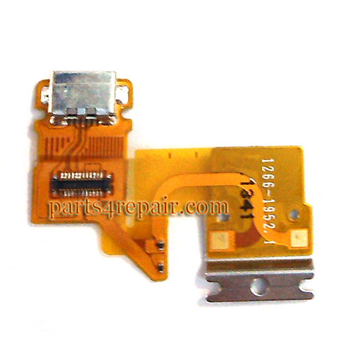 Dock Charging Flex Cable for Sony Xperia Table Z