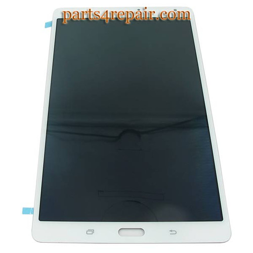 Complete Screen Assembly for Samsung Galaxy Tab S 8.4 T700 WIFI Version -White