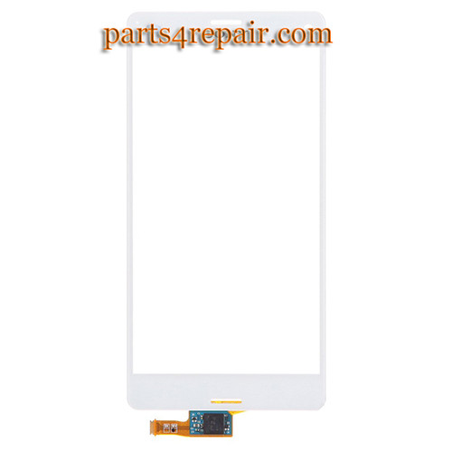 Touch Screen Digitizer for Sony Xperia Z3 Compact mini -White from www.parts4repair.com