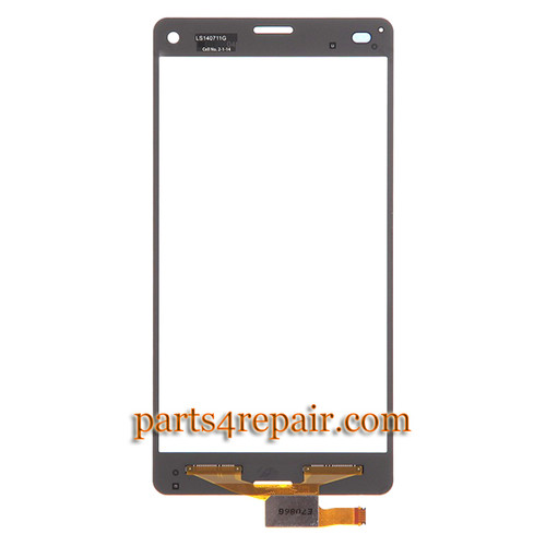 We can offer Touch Screen Digitizer for Sony Xperia Z3 Compact mini -White