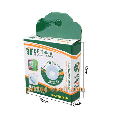 10g BST 0.4/0.5/0.6/0.8 Tin Lead Solder Soldering Wire Rosin Core
