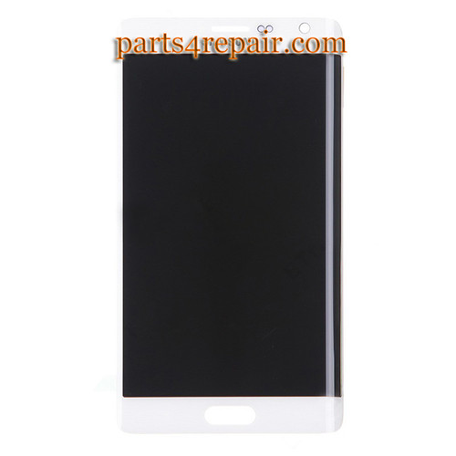 Complete Screen Assembly for Samsung Galaxy Note Edge SM-N915 -White