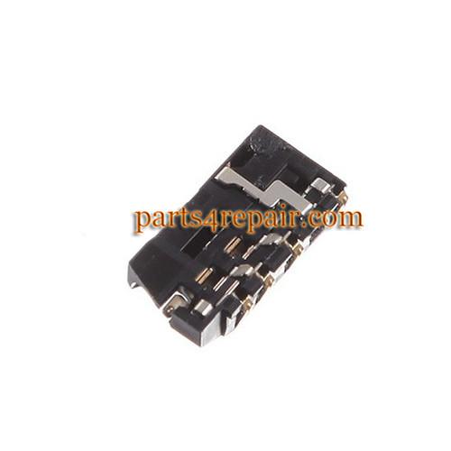 We can offer Earphone Jack Plug for LG G3 D855 D850 D851 LS990 VS985