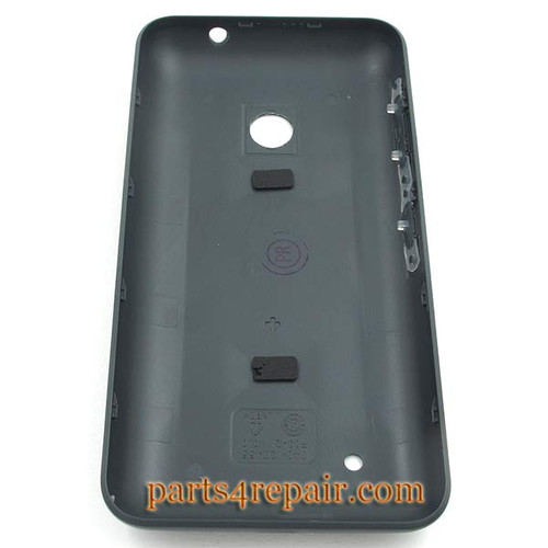 We can offer Back Cover with Side Keys for Nokia Lumia 530 -Black