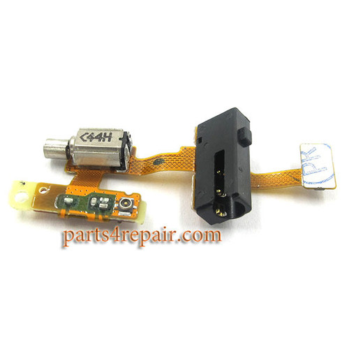 Earphone Jack Flex Cable for Huawei Ascend P7