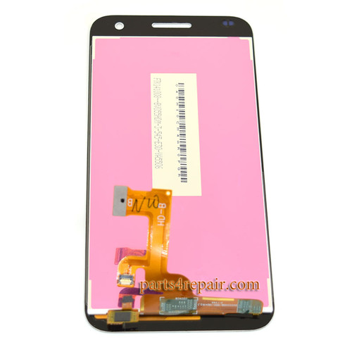 Complete Screen Assembly for Huawei Ascend G7 -White