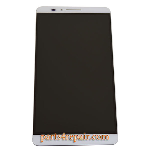 Complete Screen Assembly for Huawei Ascend Mate 7 MT7-TL10 -White