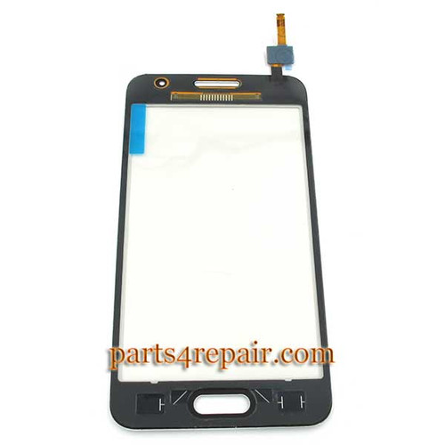Touch Screen Digitizer for Samsung Galaxy Core 2 G355H -White from www.parts4repair.com