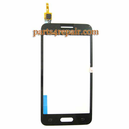 Touch Screen Digitizer for Samsung Galaxy Core 2 G355H -Black from www.parts4repair.com