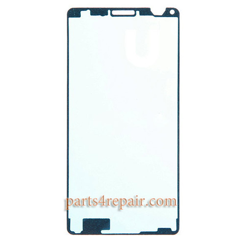 Front Cover Adhesive Sticker OEM for Sony Xperia Z3 Compact