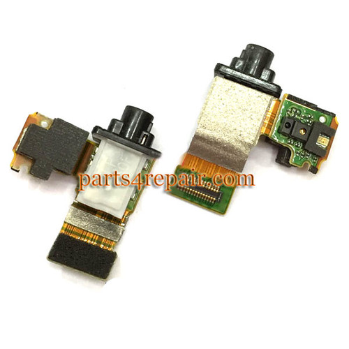 Earphone Jack Flex Cable for Sony Xperia Z1S L39T