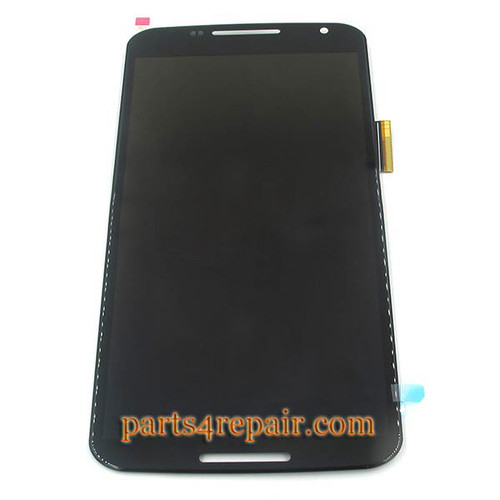 Complete Screen Assembly for Motorola Nexus 6