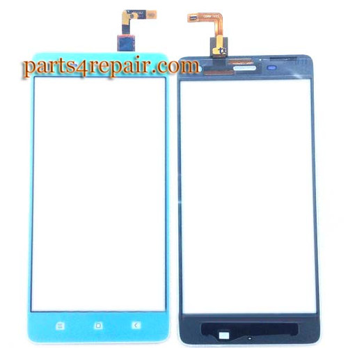 Touch Screen Digitizer for Xiaomi M4 -White from www.parts4repair.com