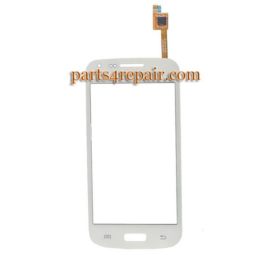 Touch Screen Digitizer for Samsung Galaxy Core Plus G3500 G3502 -White from www.parts4repair.com