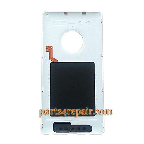 We can offer Back Cover with Wireless Charging Coil for Nokia Lumia 830 -White