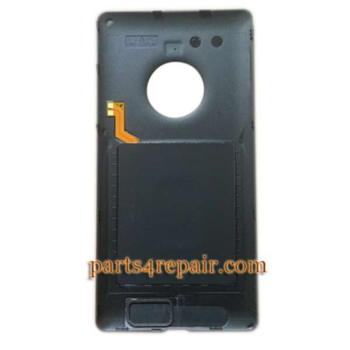 We can offer Back Cover with Wireless Charging Coil for Nokia Lumia 830 -Black