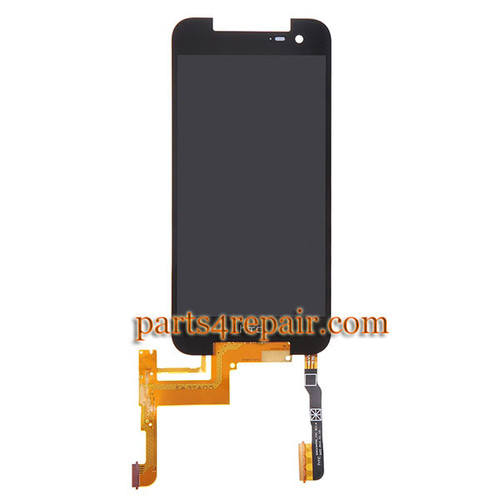 Complete Screen Assembly for HTC Butterfly 2 -Black