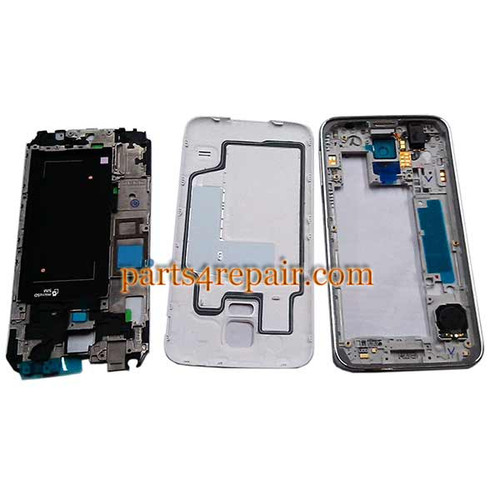 We can offer Full Housing Cover for Samsung Galaxy S5 G900F -White