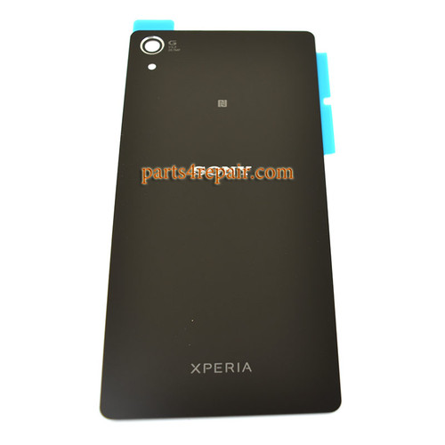 Back Cover OEM with NFC for Sony Xperia Z2 -Black